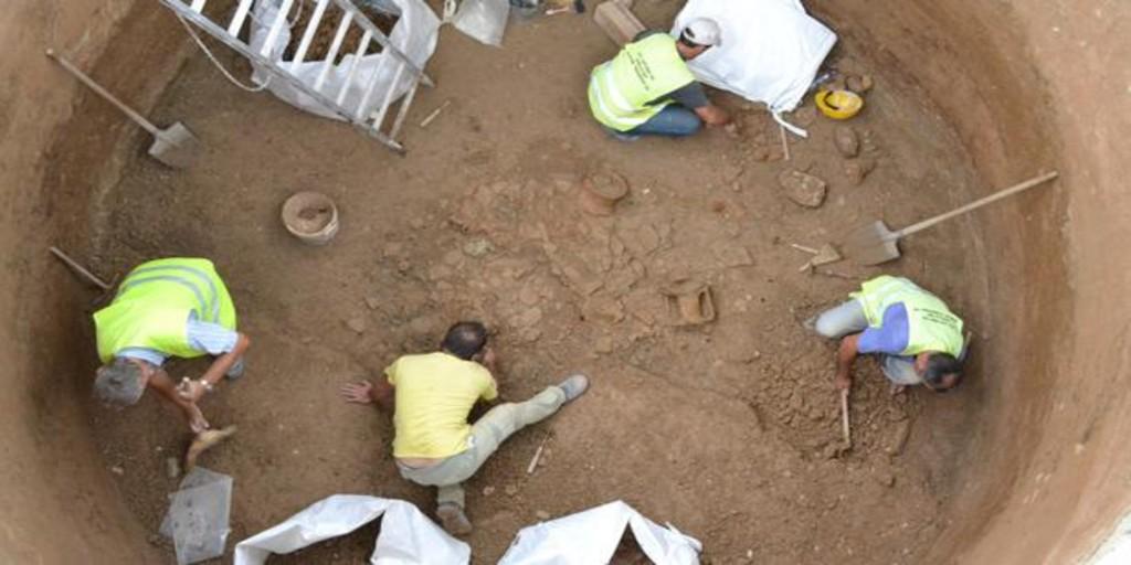 Las obras del metro del Pireo en Grecia muestran nuevos tesoros arqueológicos
