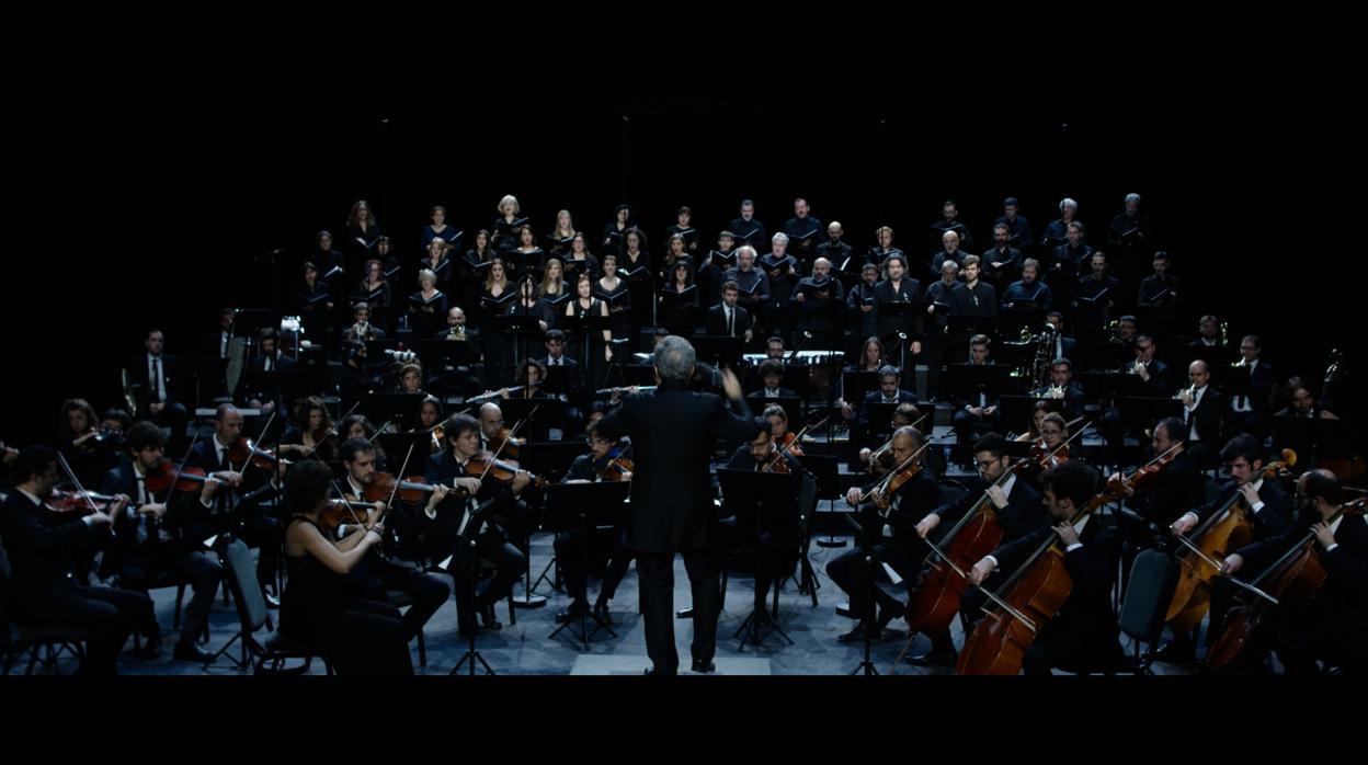 Vea en vídeo el concierto biográfico de Beethoven en el 250 aniversario de  su nacimiento