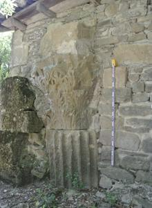 Roman capital in the hermitage