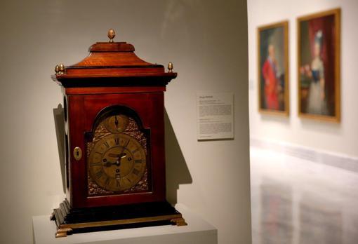 English table clock, made by ThomasWindmills