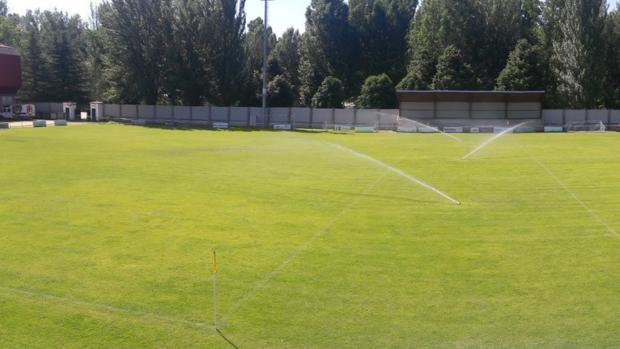 Estadio de la SD Almazán