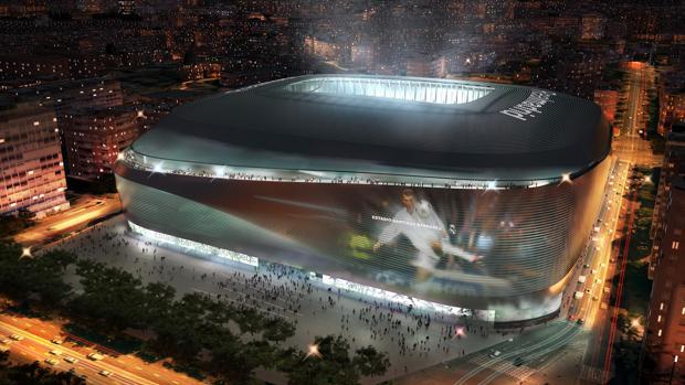 Real Madrid El Nuevo Bernabéu Abre En Mayo