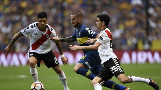 Encuentro entre el Boca Juniors y el River Plate