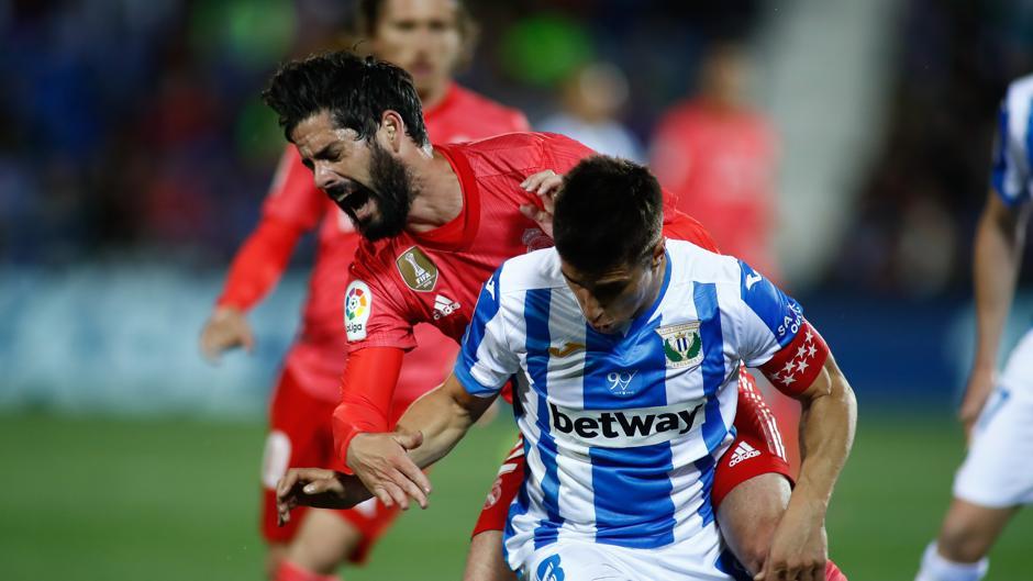 LaLiga Santander (J32): Resumen y goles del Leganés 1-1 Real Madrid