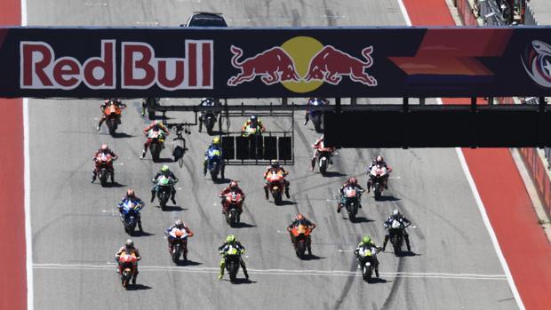 La parrilla de MotoGP