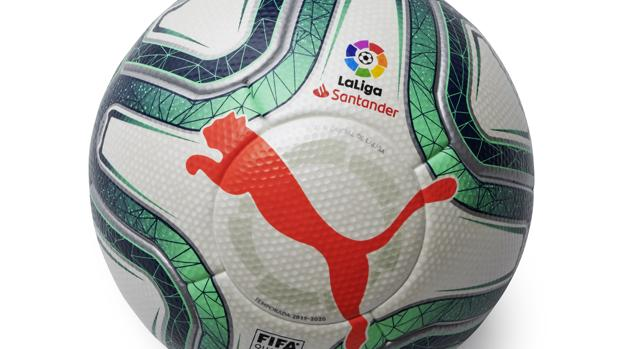 Resultado de imagen para laliga balon puma