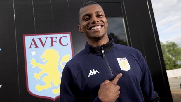 Wesley, el delantero más caro hasta la fecha del club inglés