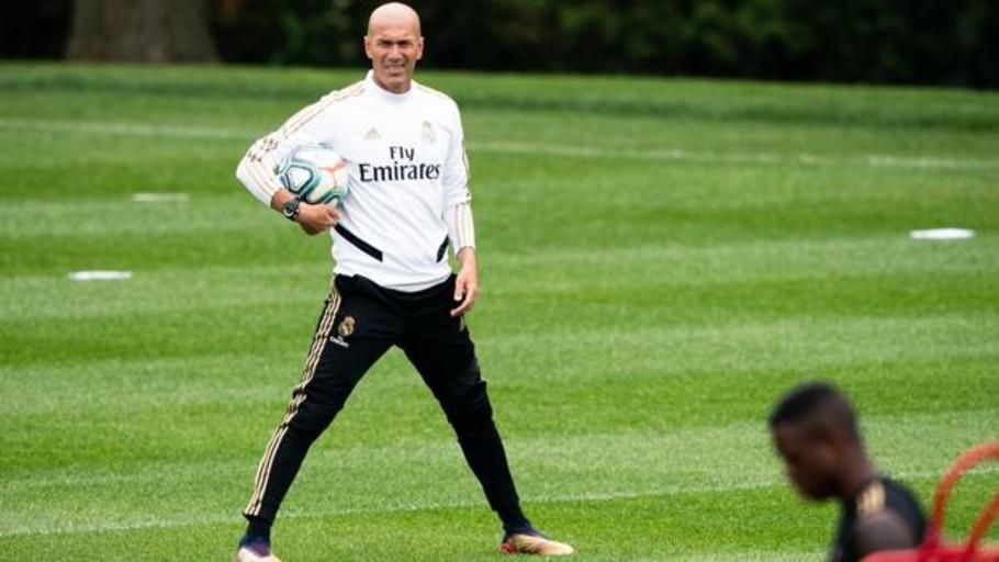 Mensaje claro de Zidane a Bale: «Su situación no ha cambiado de mayo a hoy»