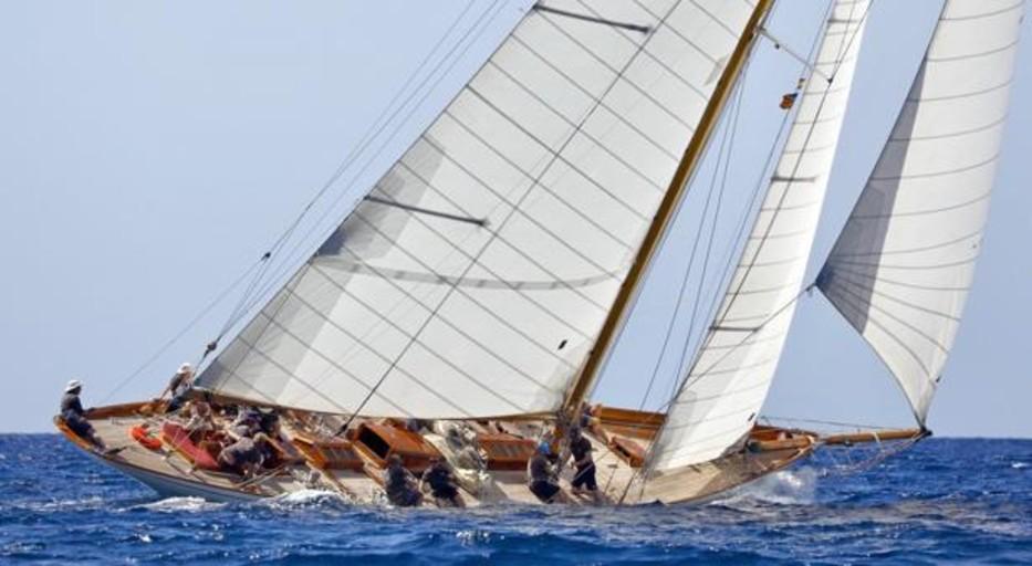 «Hallowe'en», un pura raza de las regatas convertido en leyenda del mar