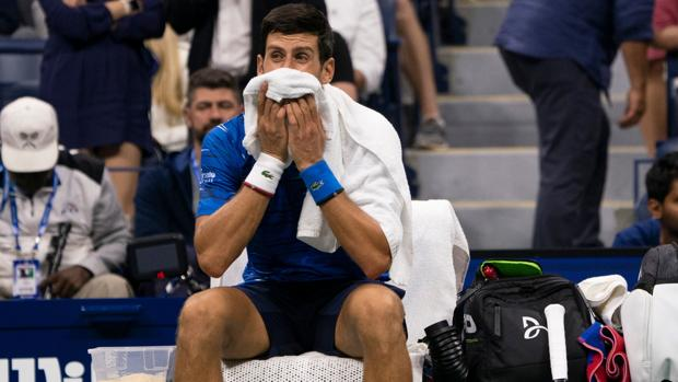 Djokovic, en el US Open