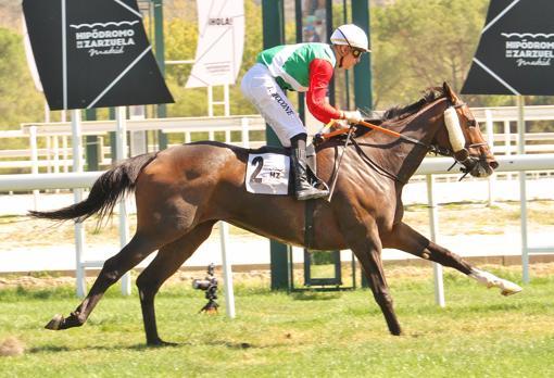 Atty Persse triunfó en el Premio Chacal