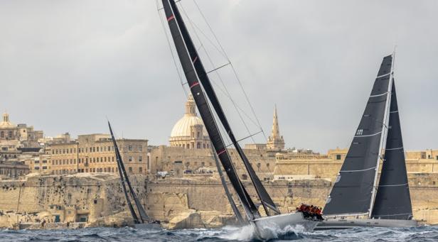 Más de un centenar de barcos en la Middle Sea Race 2019