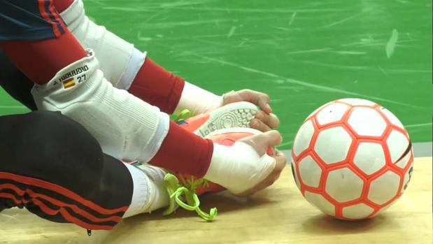 El Gran Secreto De Los Porteros De Fútbol Sala