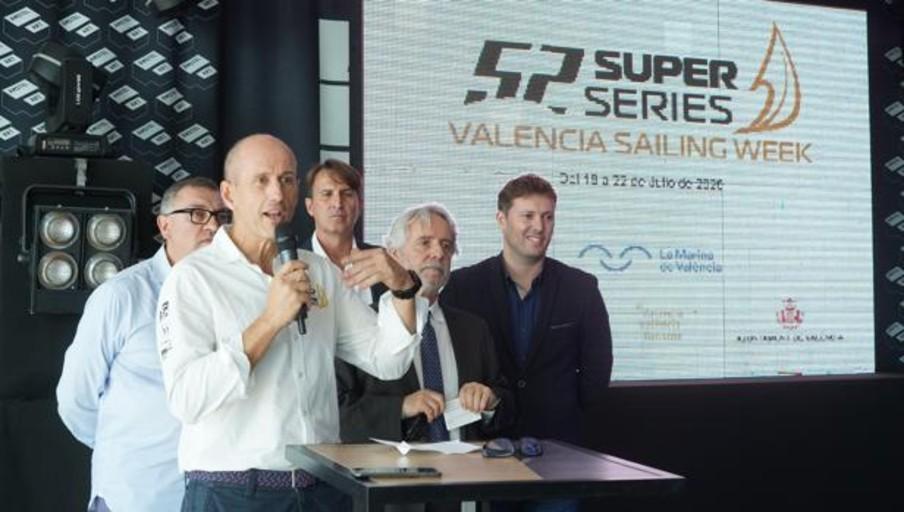 Las 52 Super Series regresan a Valencia en 2020 por cuarta vez