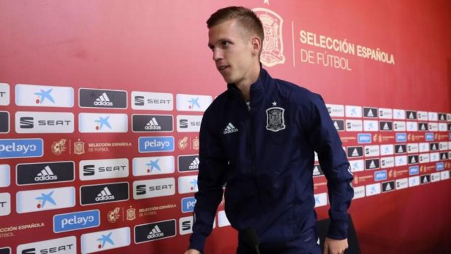 Dani Olmo: «Croacia mostró interés pero yo quería jugar con España»