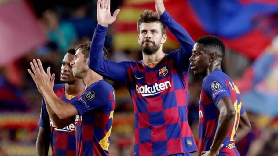 El Barça se impone al Cartagena con goles de Carles Pérez y Marqués