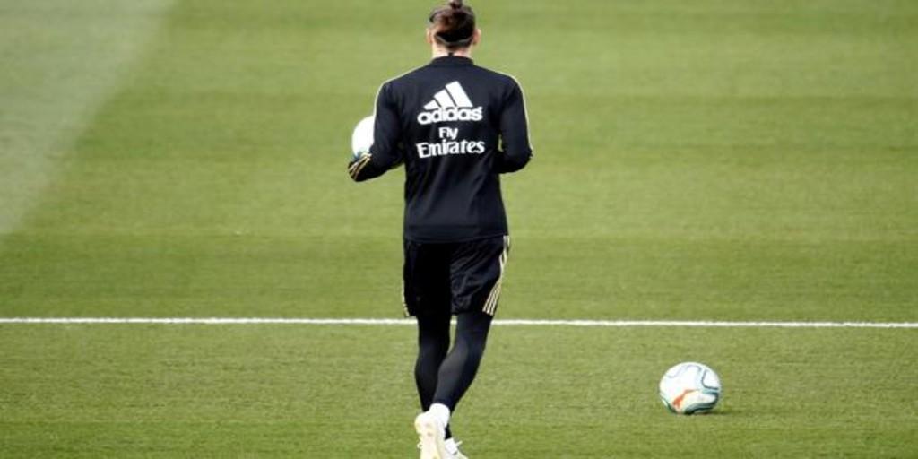 Bale puede jugar al golf