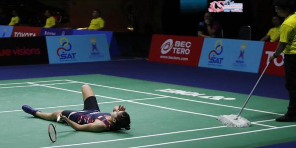 Carolina Marín cae ante Yamaguchi en las semifinales del Abierto de Tailandia