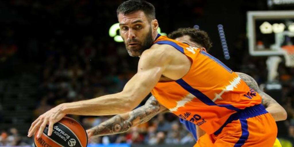 Valencia Basket-Fenerbahce Istanbul en directo