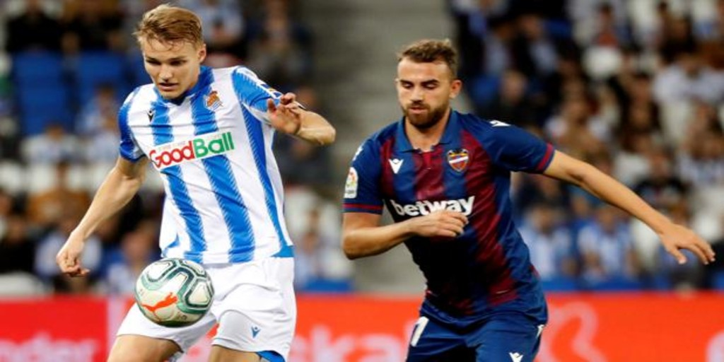 Odegaard y Achraf, renovados por el Real Madrid hasta 2023