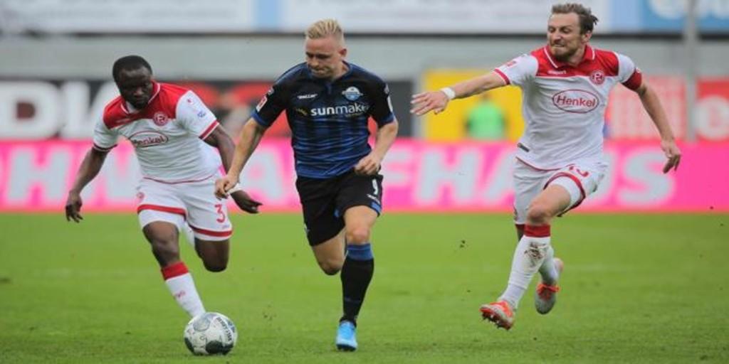 Fortuna Dusseldorf - Paderborn en directo | Fútbol-Addict