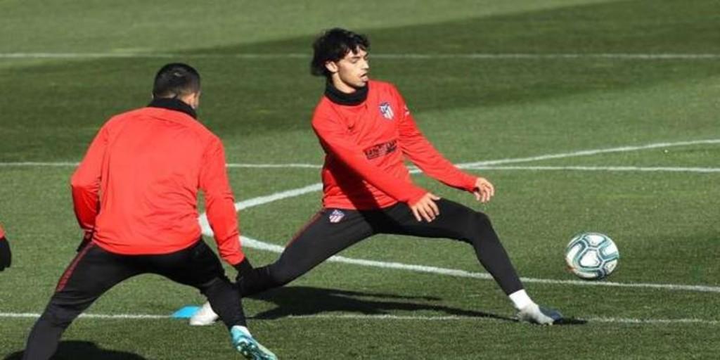 Lesión de Joao Félix, que será baja en el regreso del Atlético ante el Athletic
