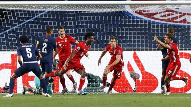 El Bayern gana su sexta Champions tras vencer al PSG