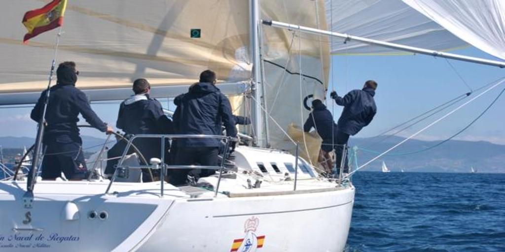 Buen plantel de inscritos para la XXIV Regata Almirante Rodríguez Toubes de Cruceros