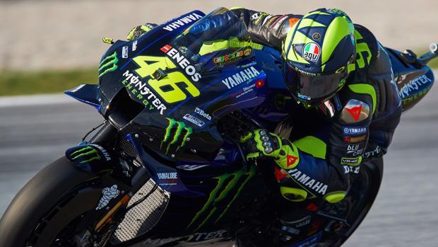Valentino Rossi seguirá un año más en MotoGP