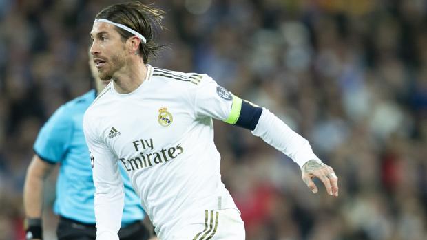 Ramos, en el Real Madrid de por vida