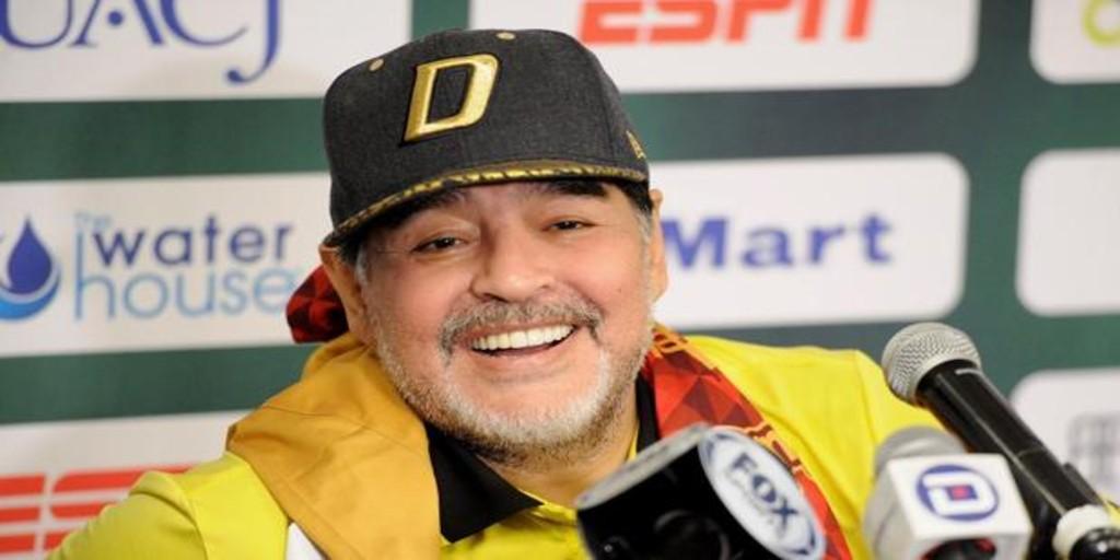 Diez frases de Diego Armando Maradona para el recuerdo