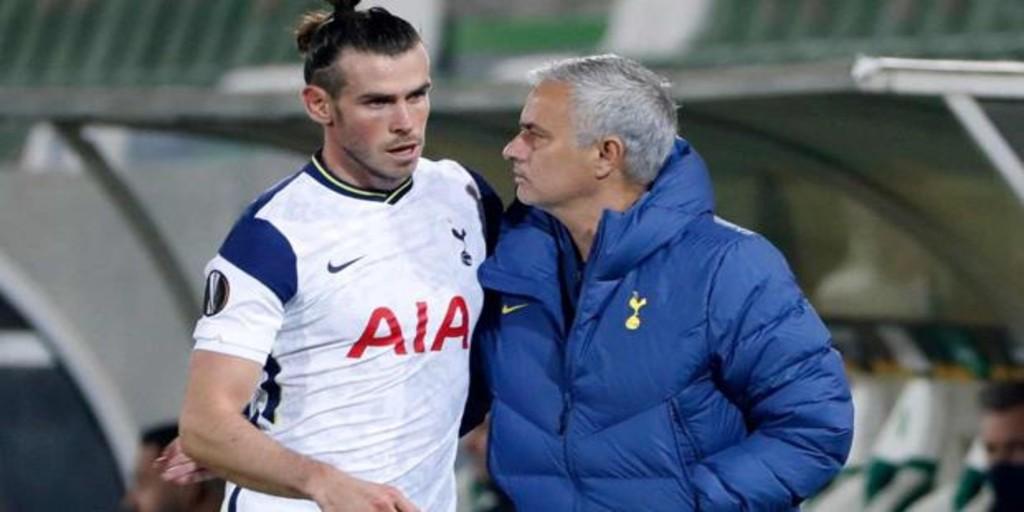 La amenaza de Mourinho a Bale: «¿Quieres estar aquí o quiere irte a Madrid a no jugar?»
