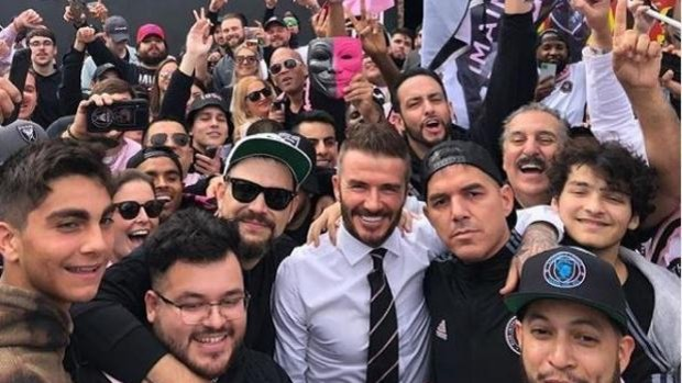 Beckham: «El deporte que amamos está en peligro»