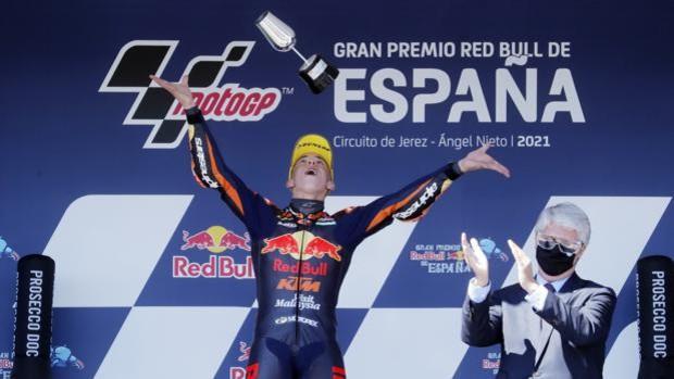 Pedro Acosta hace historia en Jerez con solo 16 años Acosta-kcPI--620x349@abc