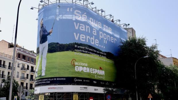 Acciona, patrocinador principal del primer Open de España de Golf con impacto positivo