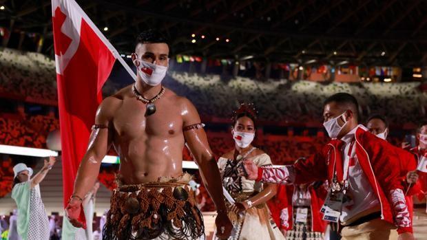 Pita Taufatofua, el torso más famoso de los Juegos
