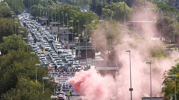 El colectivo ya ha llevado a cabo manifestaciones en ciudades como Córdoba