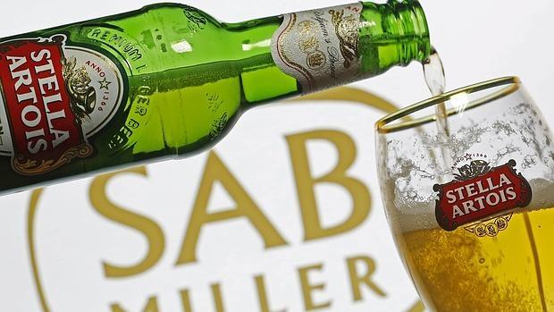 SABMiller y Anheuser-Busch InBev han protagonizado la tercera mayor fusión de la historia