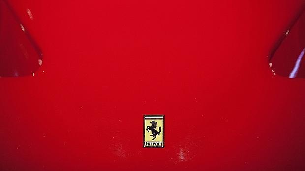 Imagen del logo de Ferrari