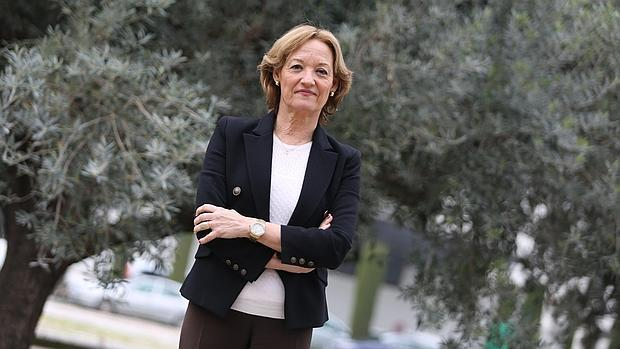 Carmen Ortiz, consejera de Agricultura