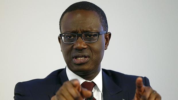 Tidjane Thiam, consejero delegado de Credit Suisse