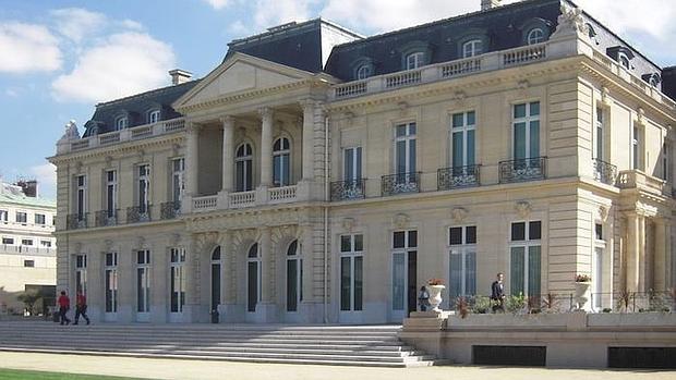 Sede de la OCDE en París