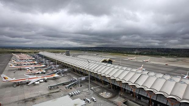 Imagen de archivo de la Terminal 4 del aeropuerto Adolfo Suárez Madrid-Barajas