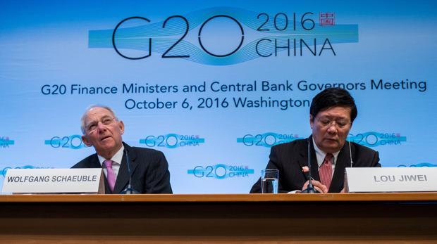 China ostenta la presidencia del G-20, mientras que Alemania ocupará este cargo en 2017