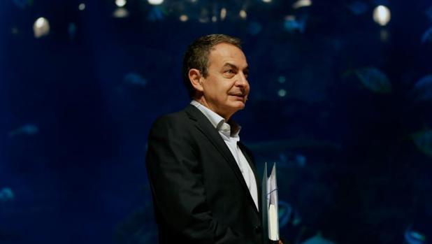 José Luis Rodríguez Zapatero en una imagen reciente