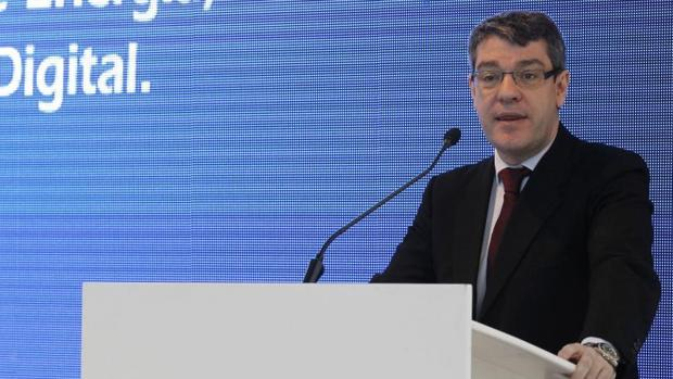 El ministro de Energía, Álvaro Nadal