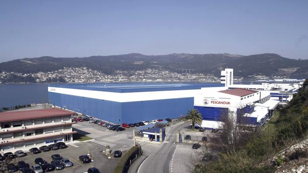 Sede de Pescanova en Redondela (Pontevedra)