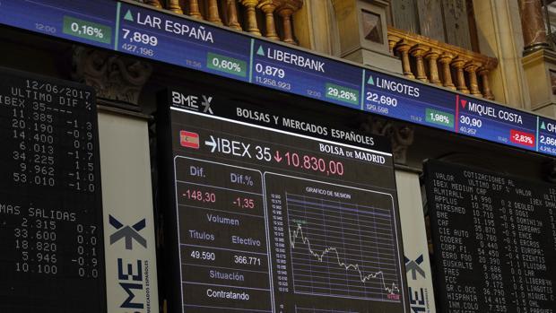 Liberbank cosecha una subida cercana al 30% en Bolsa