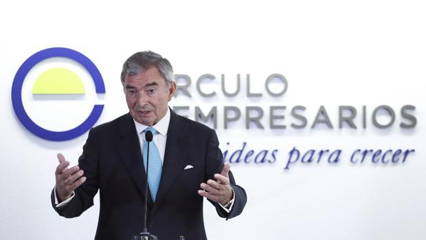 Vega de Seoane, presidente del Círuclo de Empresarios
