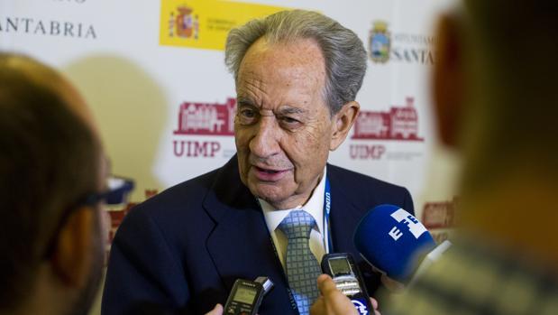 luan Miguel Villar Mir, presidente Grupo Villar Mir